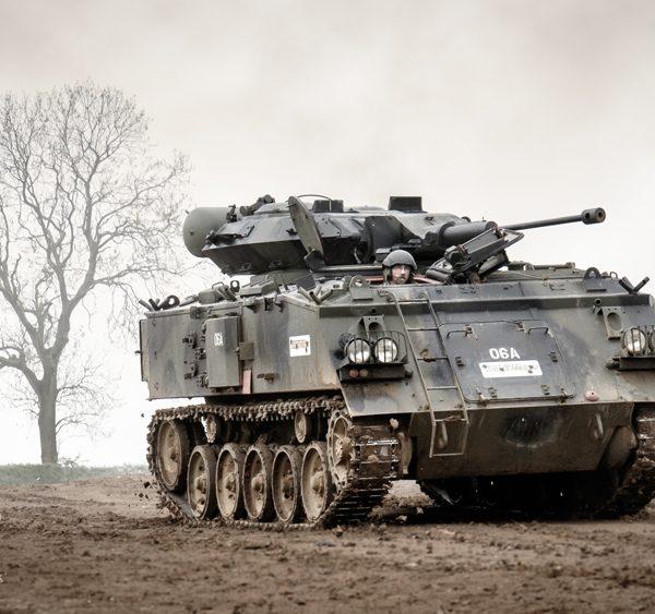Military Vehicles Portfolio