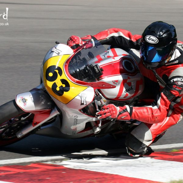 Motorcycle Racing Portfolio