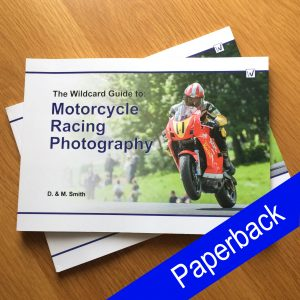Motorcycle Racing Photography paperback edition